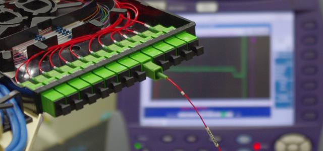 Audit et recette de réseaux fibre optique