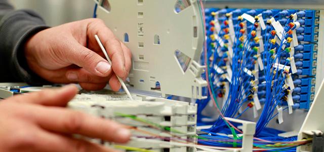 Audit réseau fibre optique