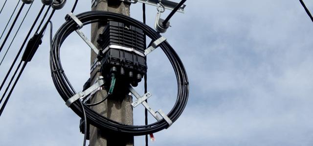 Deploiement reseaux fibre optique