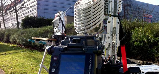 Audit et mesure de réseaux fibres optiques