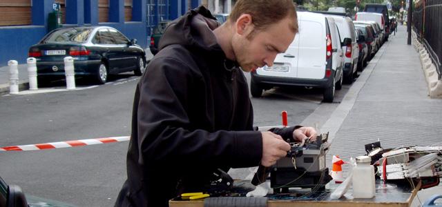 Maintenance réseaux fibre optique